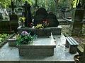 Janina Oyrzanowska-Poplewska grób.JPG