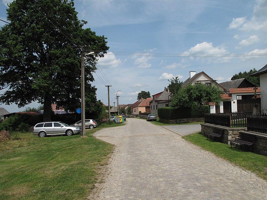 Jankov (Pelhřimov District)