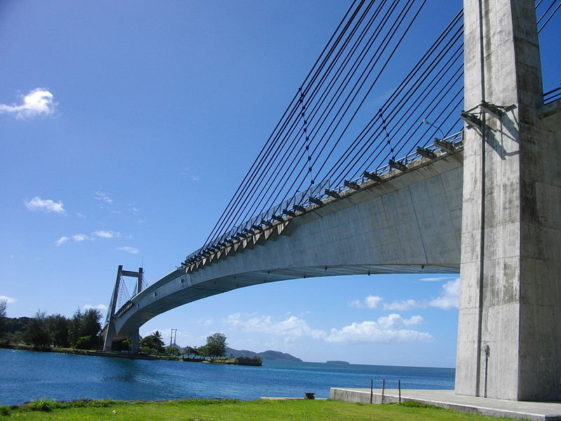 ファイル:Japan-Palau Friendship Bridge 5.JPG