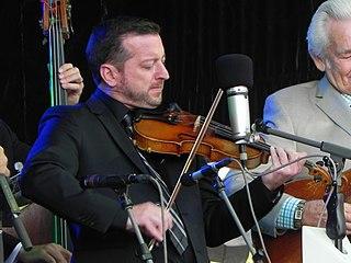 Jason Carter (fiddler) American bluegrass musician