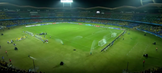 2017 FIFA U-17 World Cup - Image: Jawaharlal Nehru Stadium, Kochi, Kerala