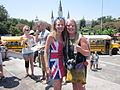 Jax Square BP Oil Disaster Protest 31 July Smile Cathedral 1.JPG