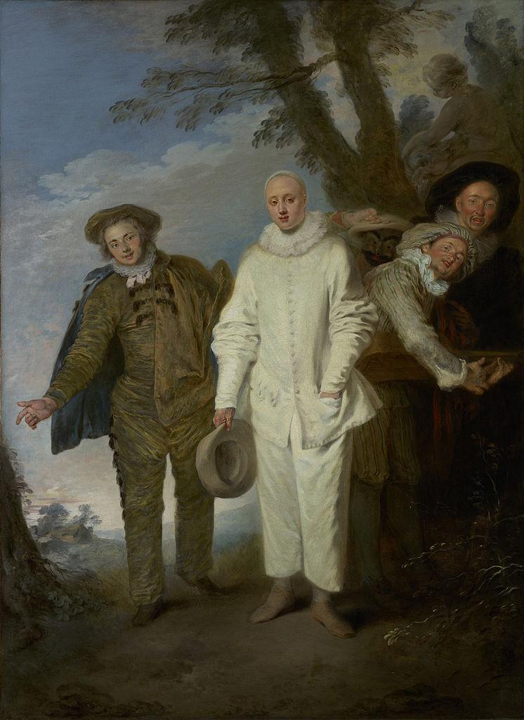 Jean-Antoine Watteau Biography