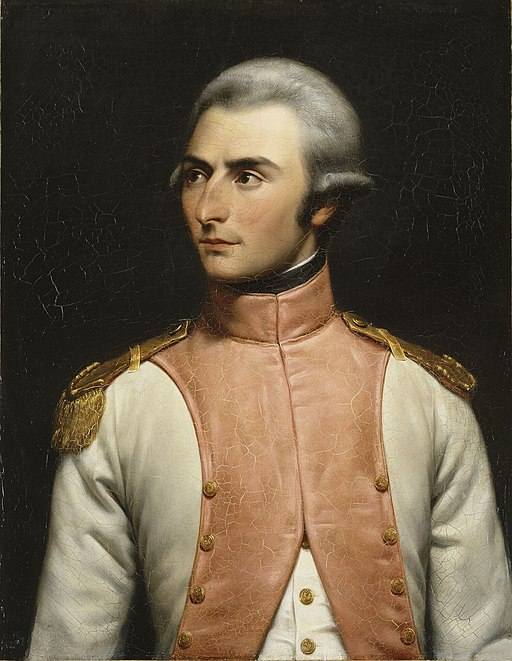 Jean-Baptiste-Jules Bernadotte, lieutenent au 36e régiment de ligne en 1792 (1764-1844)