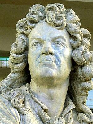 Jean-Baptiste Lully By Pierre-Alexandre Schoenewerk Face MuséePiscineRoubaix.jpg