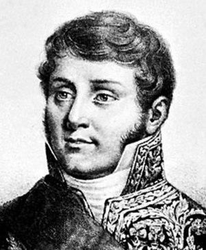 Jean-Guillaume, baron Hyde de Neuville - Jean-Guillaume, baron Hyde de Neuville.