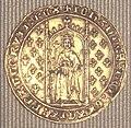 Jean II denier d Or aux fleurs de lys 1351.jpg