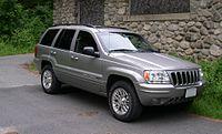 Jeep Grand Cherokee thumbnail