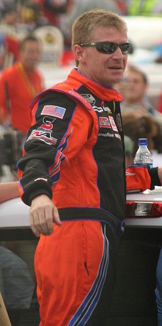 2011 Gatorade Duels - Jeff Burton was the winner after the second Gatorade Duel.