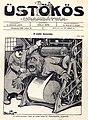 Jeney Jenő Béla – Az Üstökös címlap 1906-30.jpg