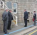 Jersey WWII 28 June 1940 bombing commemoration 2013 18.jpg