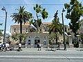 Jerusalem Jaffa road Ottoman municipal hospital.jpg