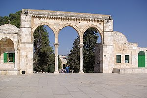 Jerusalem, Temple Mount