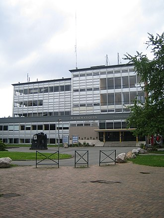 Lille University of Science and Technology - Building M1 - Mathematics