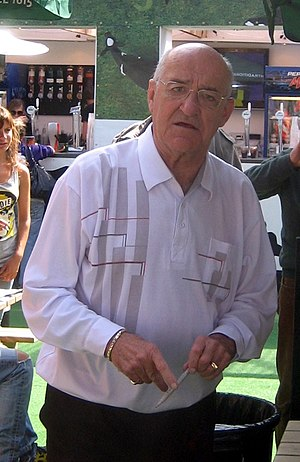 Jim Bowen - Bowen in 2008