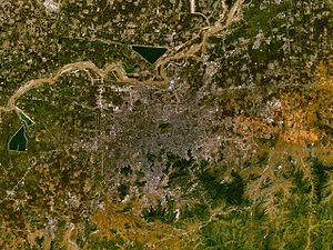 Jinan - Jinan and vicinities