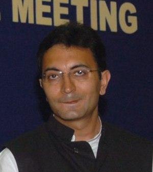 Jitin Prasada - Image: Jitin Prasada