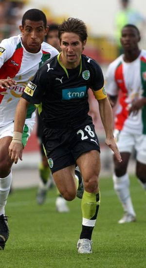 SJPF Young Player of the Month - João Moutinho won the award a record of six times.