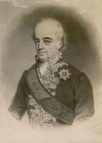 Josef Kalasanz von Erberg - Josef Kalasanz Freiherr von Erberg
