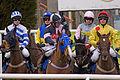 Jockeys at Plumpton Races (4370650570).jpg