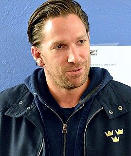 Joel Lundqvist Swedish ice hockey player