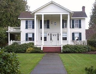 Palmer House (Dayton, Oregon) United States historic place
