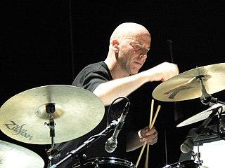 Joey Baron American avant-garde jazz drummer