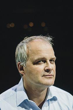 Johan Rheborg, 2015.