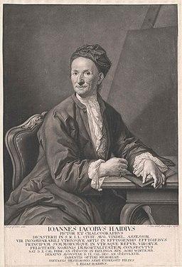 Johann Elias Haid