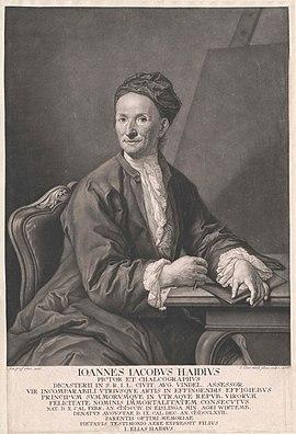 Johann Jakob Haid