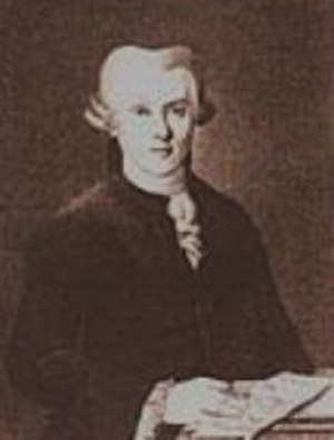 Johann Friedrich Doles - Johann Friedrich Doles.