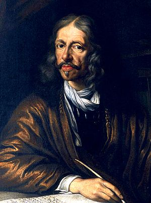Johannes Hevelius - Johannes Hevelius, by Daniel Schultz