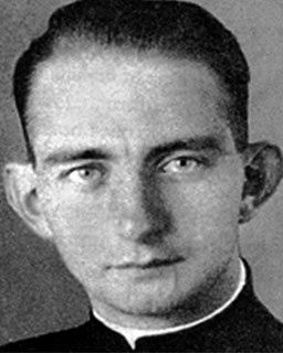 Johannes Prassek German Catholic priest and Lübeck martyr