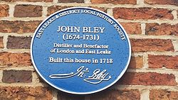 Photo of Blue plaque number 41691