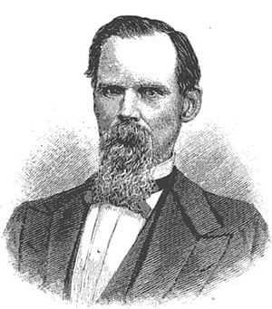 John Marshall Stone - Image: John M. Stone (Mississippi Governor)