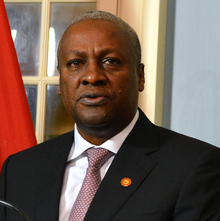 Image illustrative de l'article John Dramani Mahama