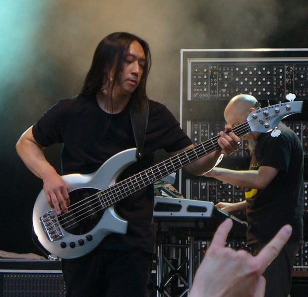 John Myung, bajista de Dream Theater