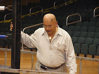 Johnny Rodz American professional wrestler
