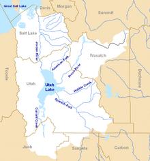 Jordan River (Utah) - Wikipedia