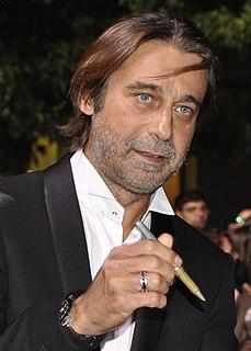 Jordi Mollà Spanish actor and artist