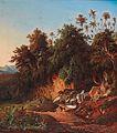 Joseph Firmenich Quelle der heiligen Rosalia Palermo 1884.jpg