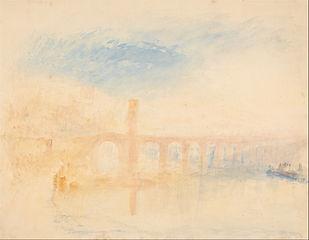 The Moselle Bridge, Coblenz