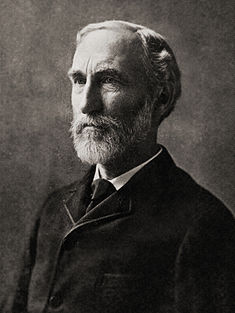 Portrait of Josiah Willard Gibbs