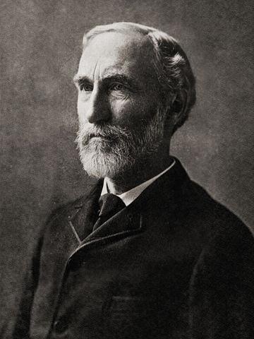 ジョサイア・ウィラード・ギブズ(Josiah Willard Gibbs)Wikipediaより。