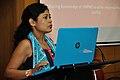 Joyee Roy Ghosh - Individual Presentation - VMPME Workshop - Science City - Kolkata 2015-07-17 9543.JPG