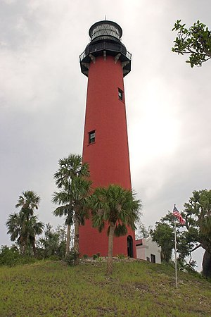 Jupiter Inlet Light - The Jupiter Inlet Lighthouse