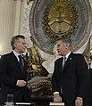 Jura de Oscar Aguad como Ministro de Defensa.jpg