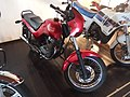 Kámen (PE), expozice motocyklů, Jawa 250 CB.jpg