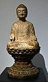 Köln Museum für Ostasiatische Kunst 03012015 Bouddha assis Chine 1.jpg