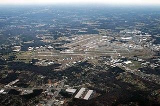 Donaldson Center Airport
